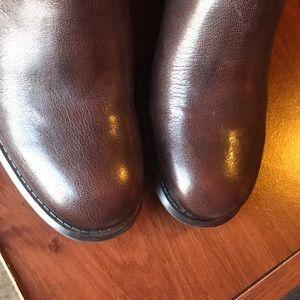 Nine West Shoes - NWOB Nine West Leather Boots